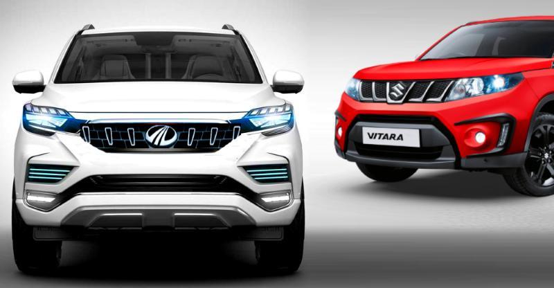 7 all-new SUVs launching in India during 2018; From Maruti Vitara to Mahindra XUV700