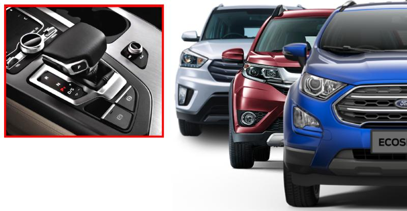 10 automatic SUVs of India; From Ford EcoSport to Jeep Compass – Affordable, Convenient & Practical