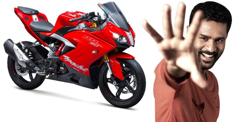 10 things that make the TVS Apache RR 310 the most advanced bike in its segment