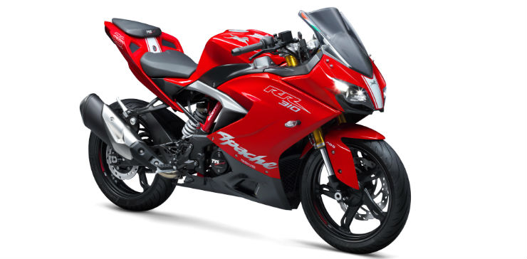 TVS Apache RR 310S sportsbike: Here's how you can get a 5 % discount