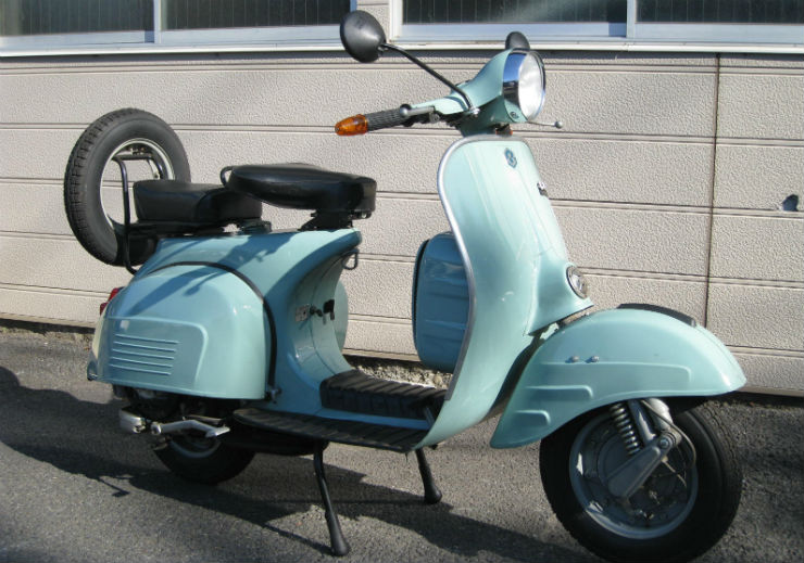 forgotten scooters  india  kinetic honda  royal enfield fantabulous