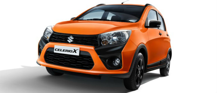 Maruti CelerioX car – Renault Kwid rival – launched in India