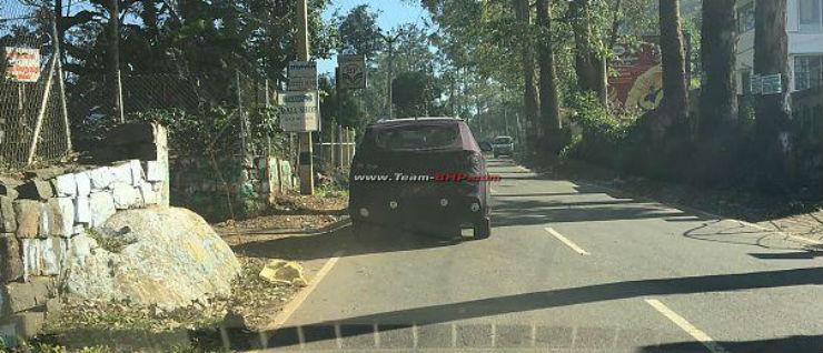 Hyundai Creta facelift spied in India before launch in 2018