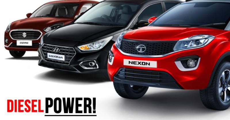 10 cars & SUVs whose diesels sell much MORE than petrols; Hyundai Creta to Maruti Dzire