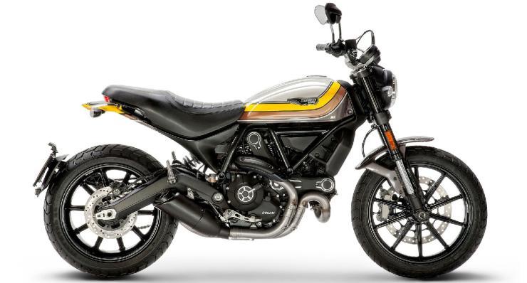 Ducati Scrambler Mach 2.0 sportsbike launched in India