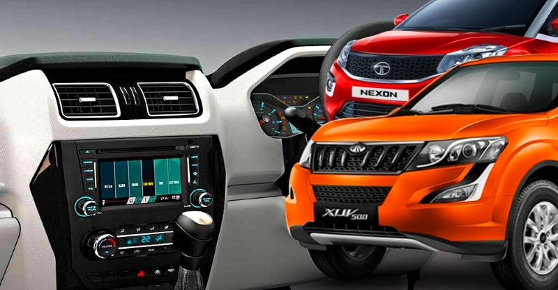 Most most feature-rich affordable SUVs of India: Mahindra XUV500 to Tata Nexon