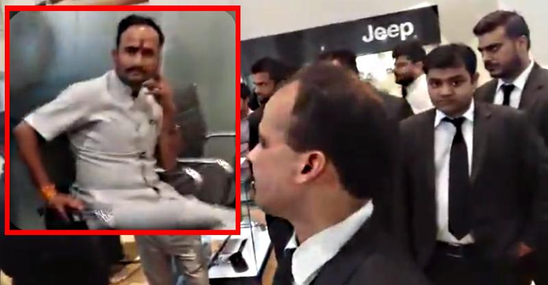 [Video] Jeep Compass SUV owner beaten by dealer staff; Both sides of the story finally emerge