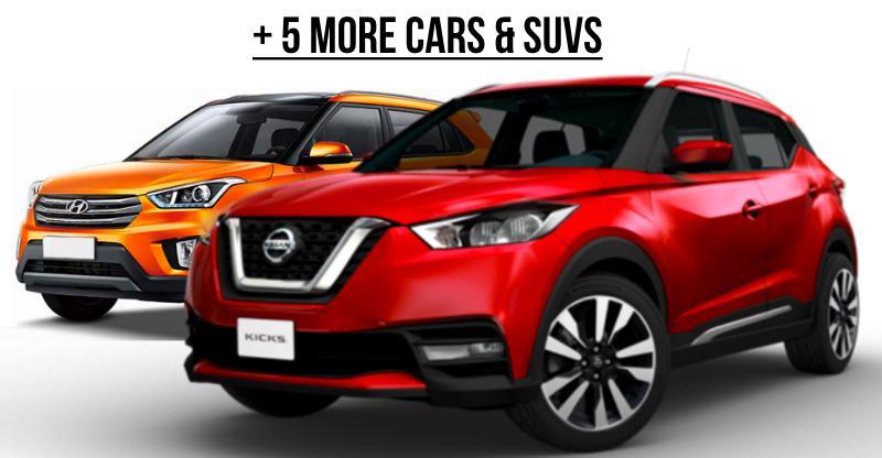 6 cars & SUVs coming from LA Motor Show to India: Nissan Kicks to Jeep Wrangler