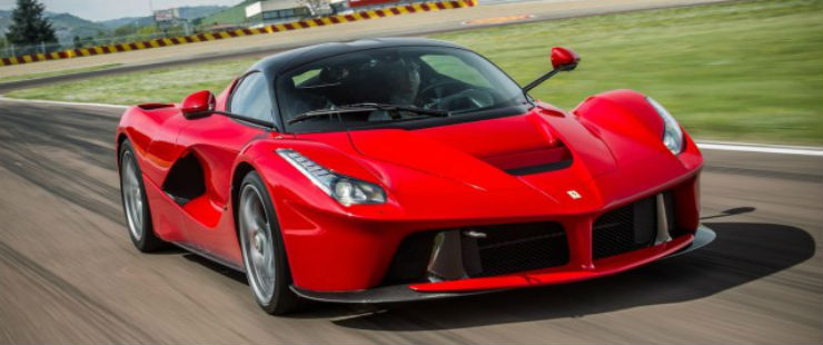 Busted 8 biggest myths about ferrari for Garage mercedes corse