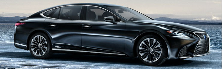 Lexus to launch LS 500h in India in January