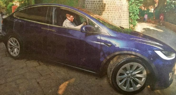 Prashant Ruia Ceo Of Essar Is India S First Tesla Owner