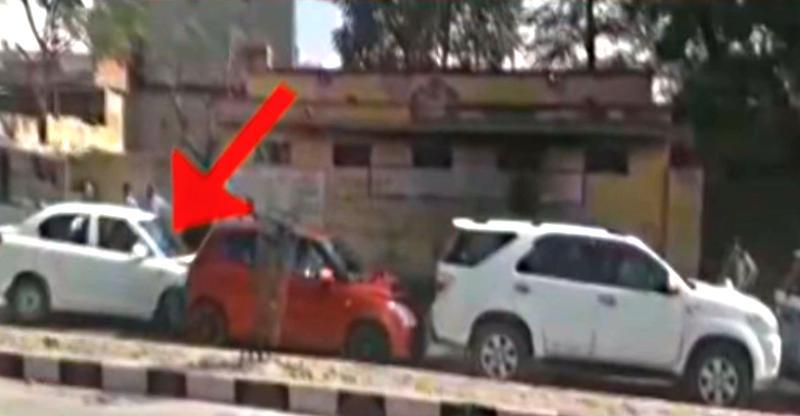 Rajasthan CM's Toyota Fortuner SUV gets into 5-car crash [Video]