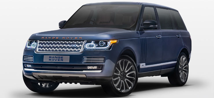 Most expensive Land Rover Range Rover by SVO Bespoke launched in India