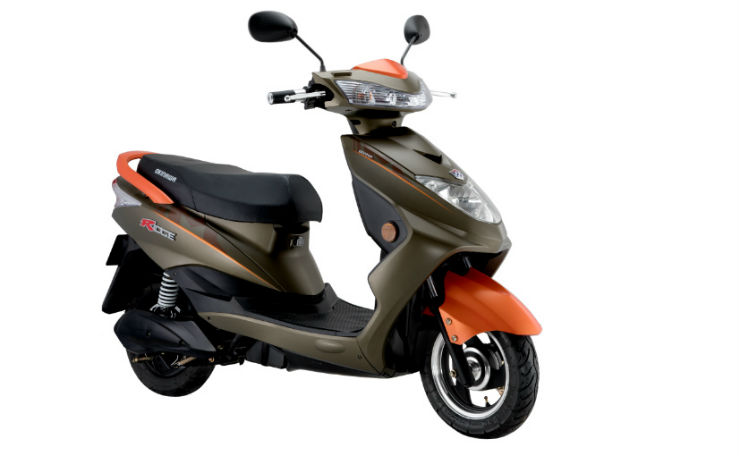 10 electric scooters in India with maximum kilometers per charge