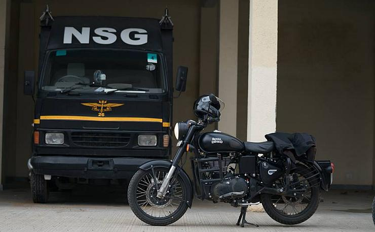 Royal Enfield Classic 500 Stealth Black NSG special edition sold out in 15 seconds