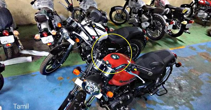 Royal Enfield Thunderbird 350x 500x Motorcycle Launch Days