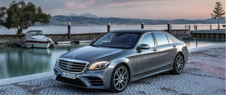 Mercedes Benz India To Reveal Maybach S650 All Terrain E Cl And Concept Eq At 2018 Auto Expo