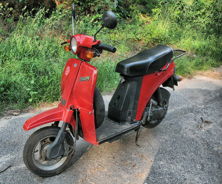 20 Forgotten Scooters Of India  From Kinetic Honda To
