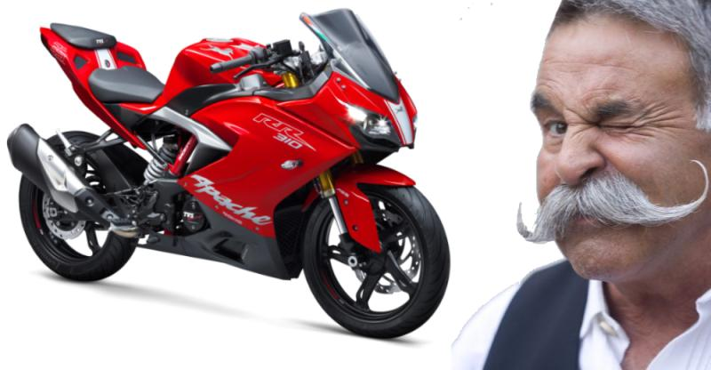TVS Apache RR 310S motorcycle: 10 most INTERESTING features
