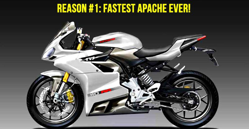 Why the TVS Apache RR 310S/Akula could be the most exciting sub-2 lakh motorcycle in India
