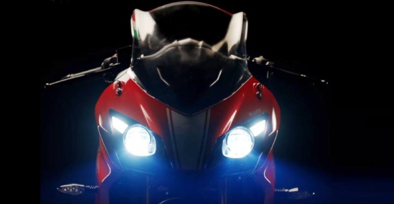 [Video] TVS Apache RR310 S sportsbike teaser out