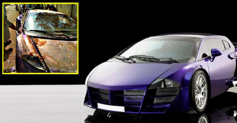 The 'Taarzan wonder car' – This is what it looks like now!