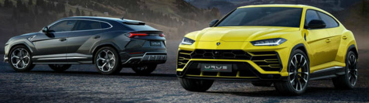 Lamborghini Urus: World's most powerful SUV to be launched in India