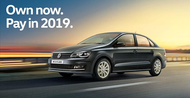Buy a VW Vento today but pay EMI after 1 year: How does this scheme work? We explain