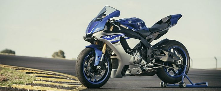 2018 Yamaha YZF-R1 launched in India
