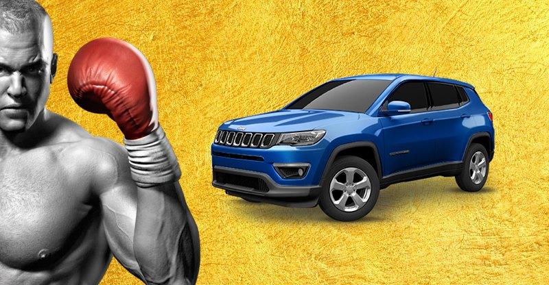 India-made Jeep Compass scores 5 stars in A-NCAP crash test