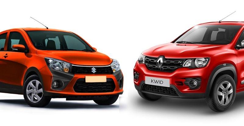 Maruti CelerioX vs Renault Kwid: Who should buy what