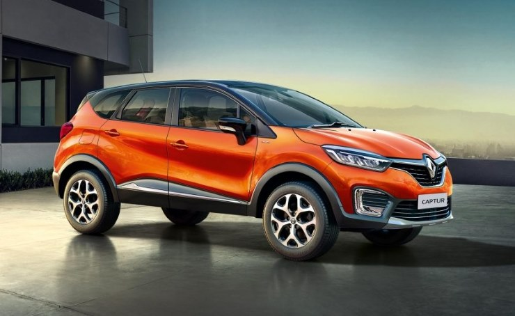 renault captur automatic