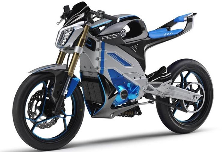 yamaha planning electric motorcycles scooters for india. Black Bedroom Furniture Sets. Home Design Ideas