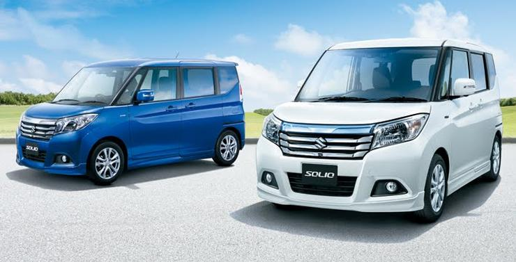 wagonr based suzuki solio spied testing in india. Black Bedroom Furniture Sets. Home Design Ideas