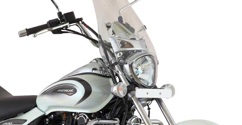 2018 Bajaj Avenger Cruise 220 Amp Street 220 Cruiser Motorcycles Unveiled In India