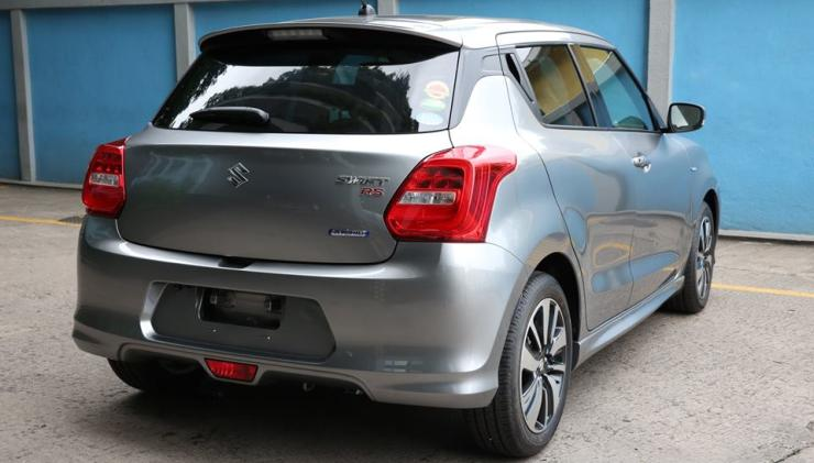 Maruti Swift Rs Hybrid Not Coming To India Yet Here S Why