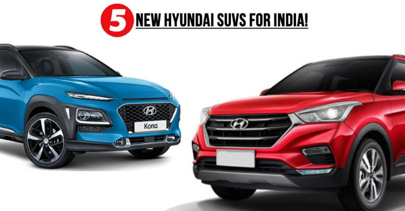 5 new hyundai suvs for india 7 seat creta to maruti brezza rivaling carlino compact suv. Black Bedroom Furniture Sets. Home Design Ideas