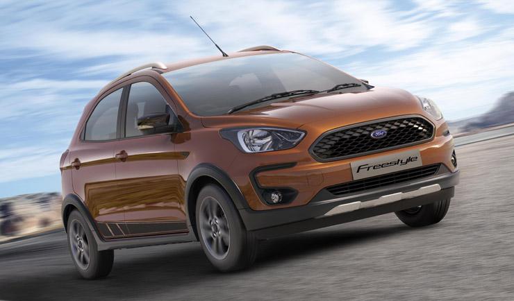 Ford to build 5 new SUVs through its Mahindra partnership