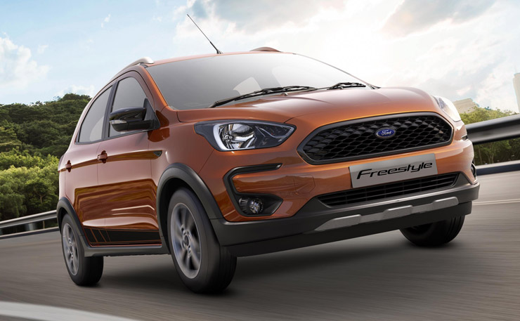 Ford Freestyle launch date and variant details REVEALED
