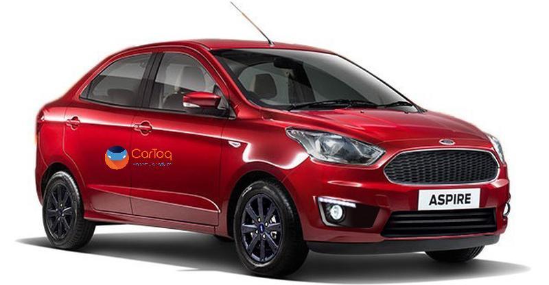 Ford Mahindra Figo Aspire Electric Compact Sedan Launch
