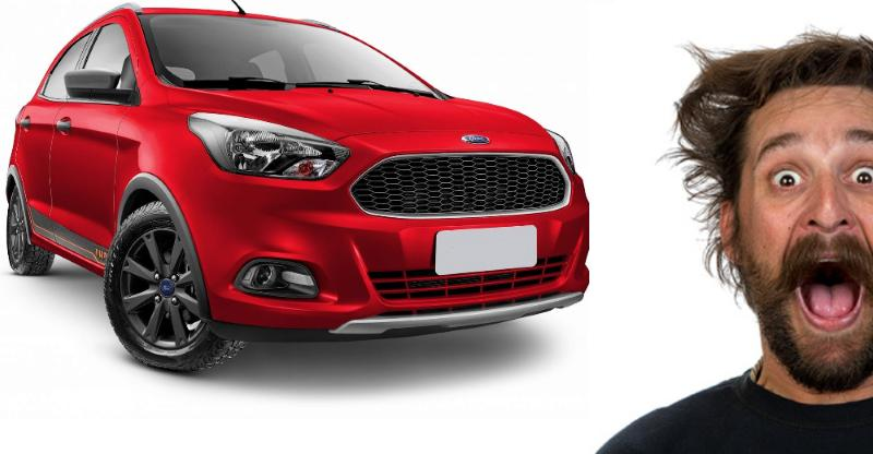 Ford Figo Cross 5 Things You Dont Know About Indias Latest