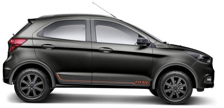 ford freestyle figo cross to be officially unveiled on. Black Bedroom Furniture Sets. Home Design Ideas