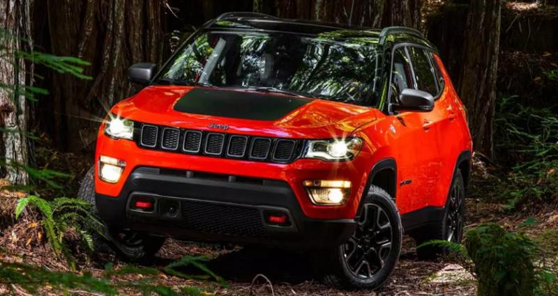 Jeep Compass 'TrailHawk' SUV launching soon in India
