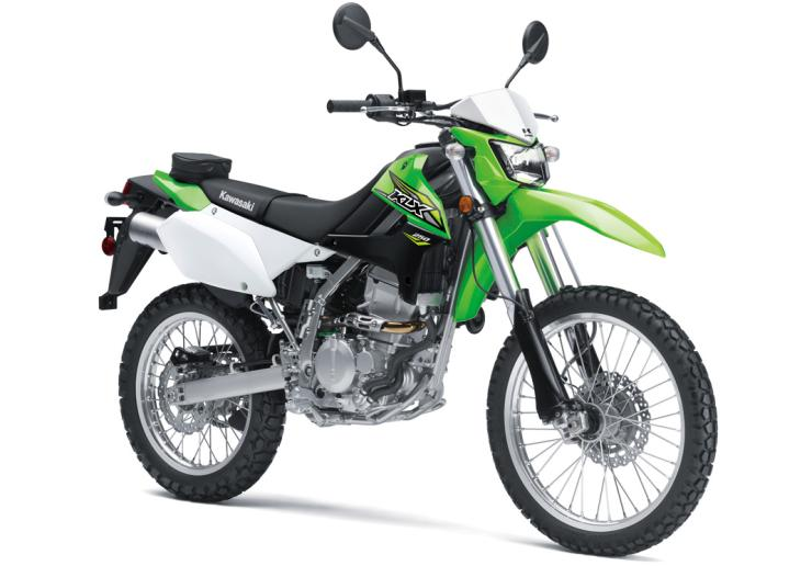 Kawasaki to launch off-road bike that's road legal at the