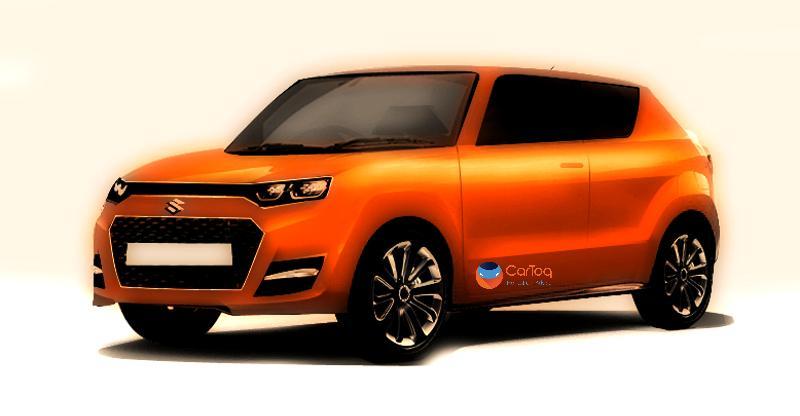 Maruti Suzuki Future S Micro Suv What It Ll Look Like