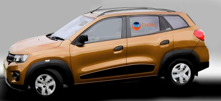 Renault Kwid Based Mpv To Be Called Triber