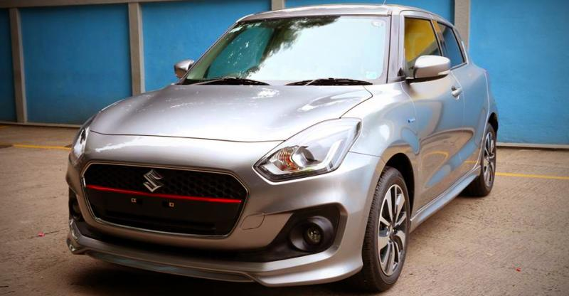 maruti swift rs hybrid not coming to india yet here 39 s why. Black Bedroom Furniture Sets. Home Design Ideas