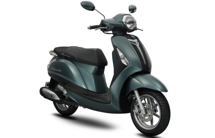 Yamaha Nozza Grande Based Scooter