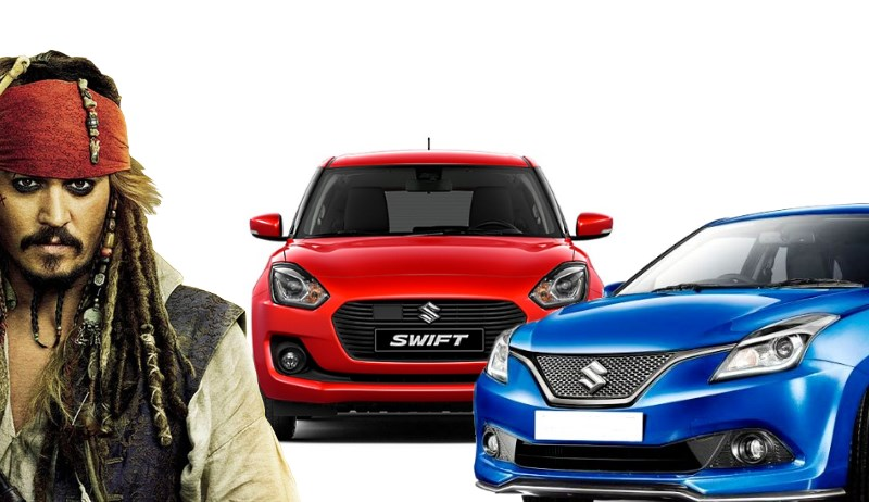 New Maruti Swift or Baleno; Who should buy what!