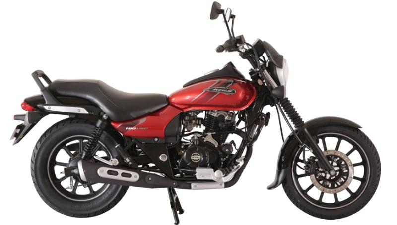 Bajaj Avenger Street 180 cruiser motorcycle launched in India; Cheaper than Suzuki Intruder 150